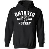 Ontario Reign Adult Established Pullover Hoodie