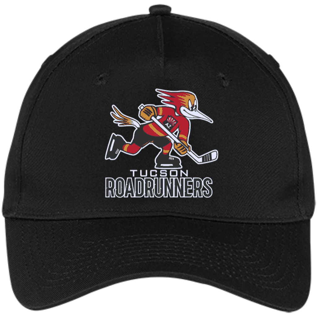 Tucson Roadrunners Five Panel Twill Cap