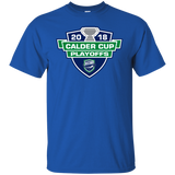 Utica Comets 2018 Calder Cup Playoffs Youth T-Shirt
