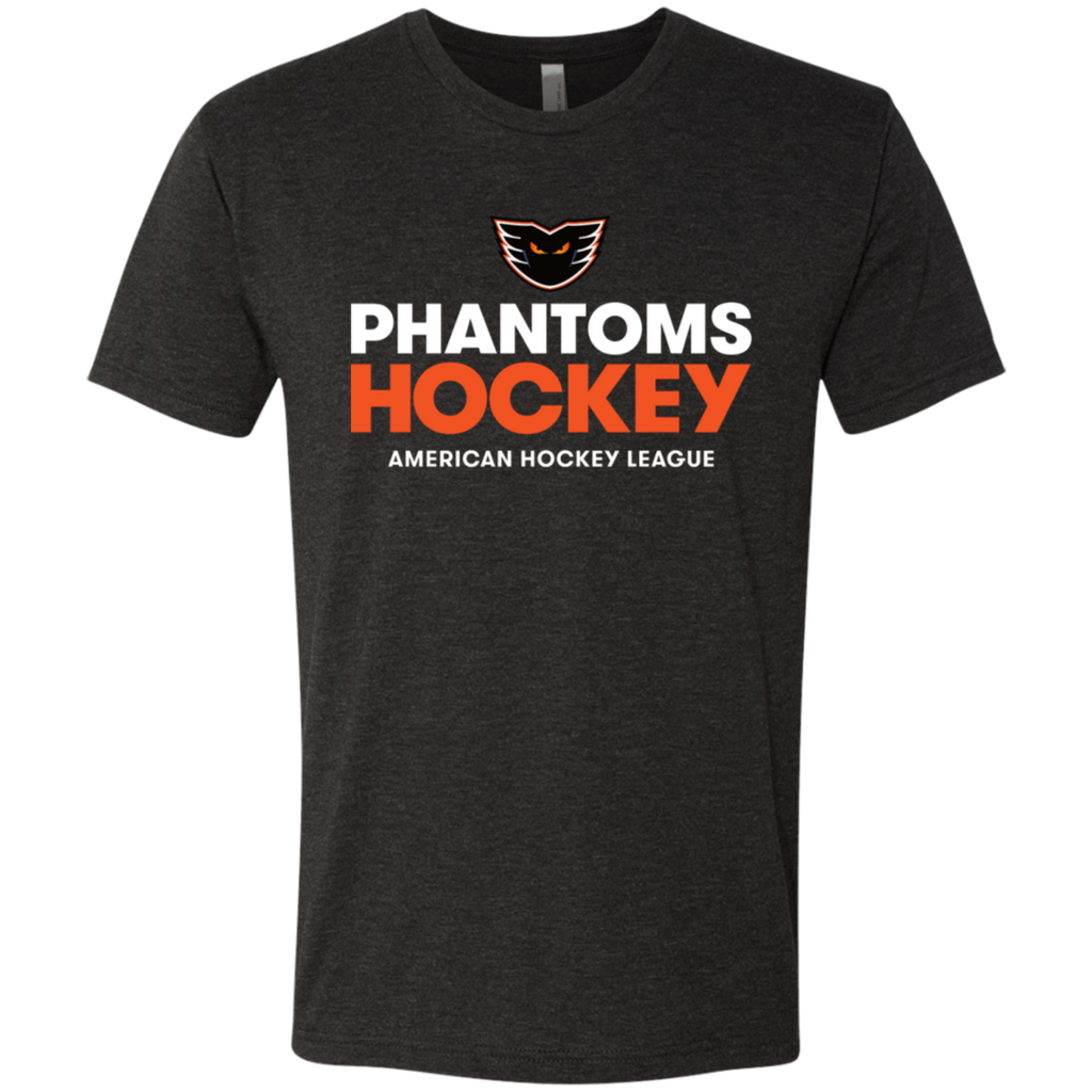Lehigh Valley Phantoms Hockey Next Level Men's Triblend T-Shirt