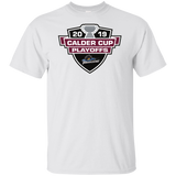 Cleveland Monsters 2019 Calder Cup Playoffs Adult Cotton T-Shirt