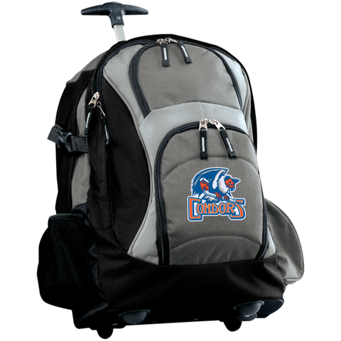 Bakersfield Condors Wheeled Backpack