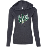 Iowa Wild Ladies Long Sleeve T-Shirt Hoodie