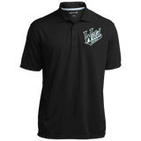 Iowa Wild Micro-Mesh Three Buttoned Polo