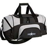 Texas Stars Small Colorblock Sport Duffel Bag