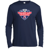2017 Calder Cup Playoffs Primary Logo Long Sleeve Moisture Absorbing Shirt