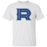 Laval Rocket Primary Logo Adult Short Sleeve T-Shirt