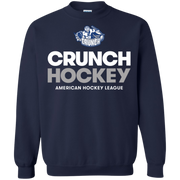 Syracuse Crunch Hockey Logo Adult Crewneck Pullover