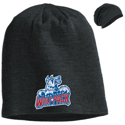 Hartford Wolf Pack Slouch Beanie
