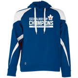 Toronto Marlies 2018 Calder Cup Champions Adult Raise the Bar Colorblock Hoodie