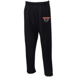 Lehigh Valley Phantons Adult Open Bottom Sweatpants with Pockets