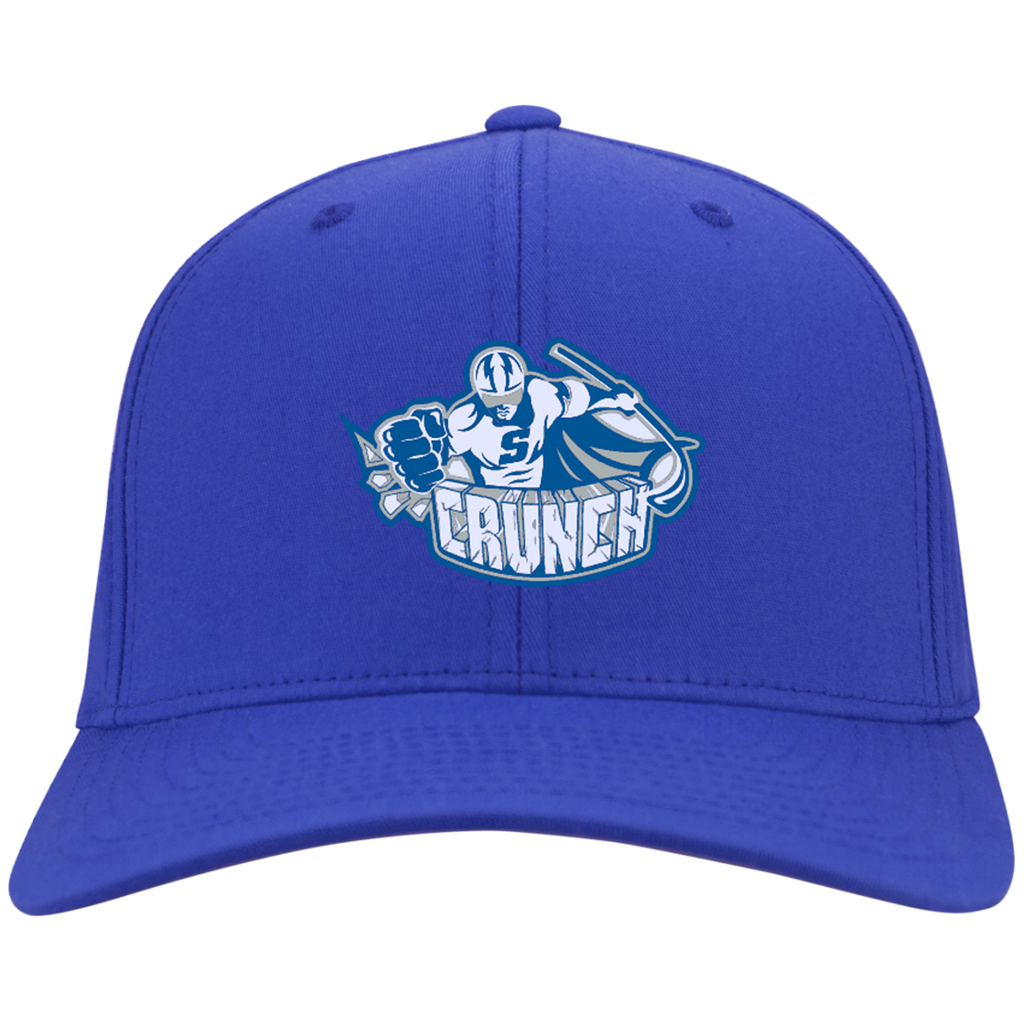 Syracuse Crunch Flex Fit Twill Baseball Cap