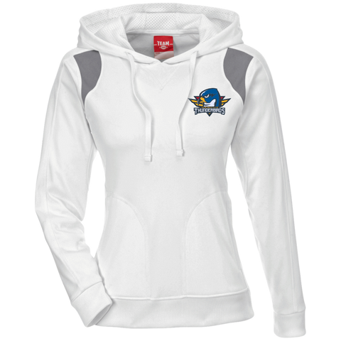 Springfield Thunderbirds Team 365 Ladies' Colorblock Poly Hoodie