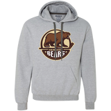 Hershey Bears Primary Logo Heavyweight Pullover Fleece Sweatshirt