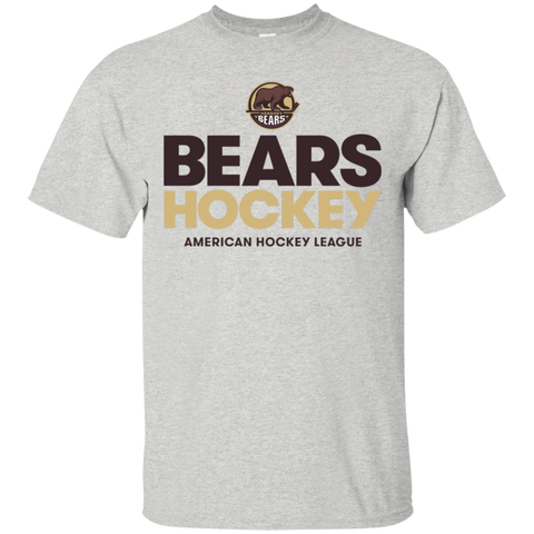Hershey Bears Hockey Adult Short Sleeve T-Shirt