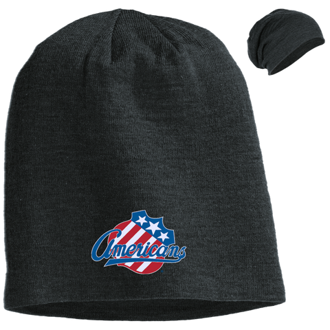 Rochester Americans Slouch Beanie
