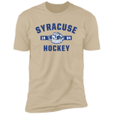 Syracuse Crunch Adult Established Next Level Premium Short Sleeve T-Shirt