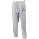 Hartford Wolf Pack Open Bottom Sweatpants with Pockets
