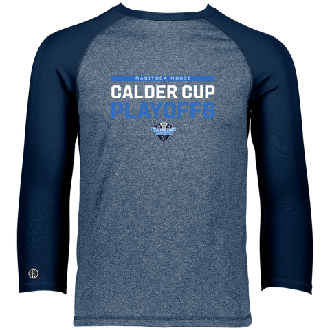 Manitoba Moose Men's 2018 Postseason Typhoon T-Shirt