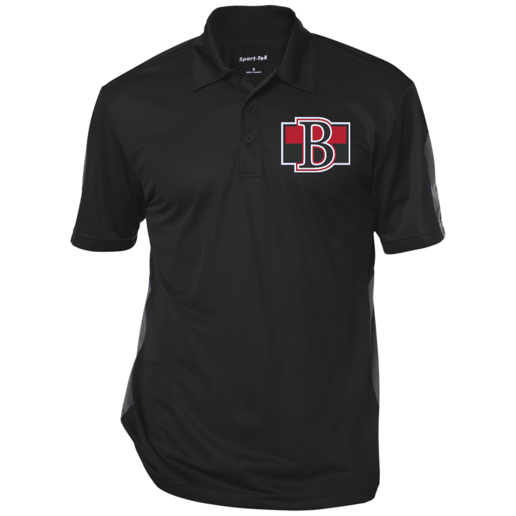 Belleville Senators Performance Textured Three-Button Polo