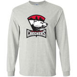 Charlotte Checkers Youth Long Sleeve T-Shirt