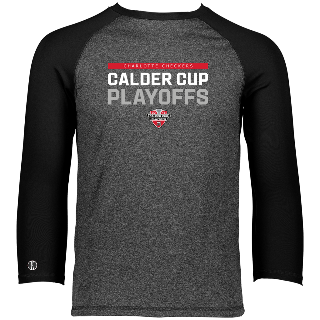 Charlotte Checkers 2018 Post-Season Men's Typhoon T-Shirt