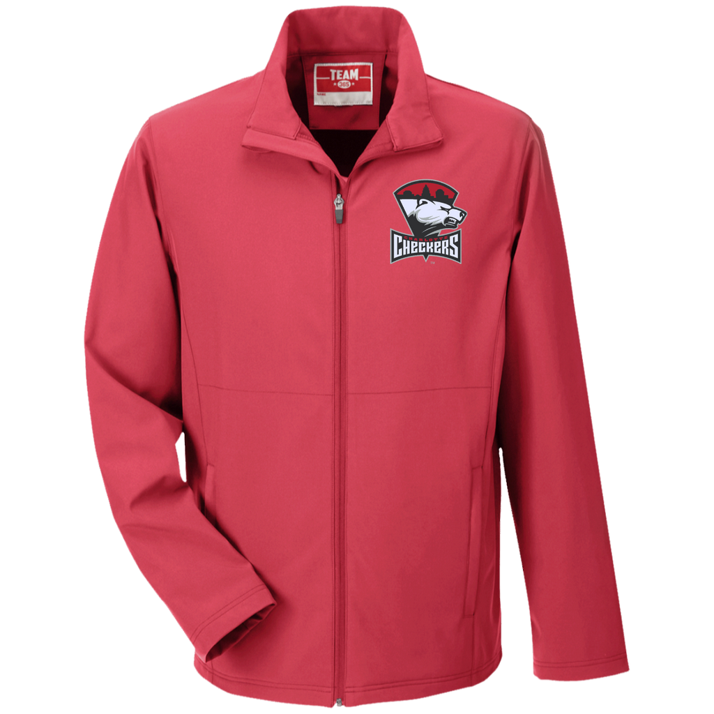Charlotte Checkers Team 365 Men's Soft Shell Jacket (sidewalk sale)