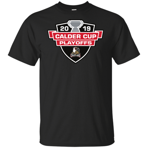 Grand Rapids Griffins 2019 Calder Cup Playoffs Youth Cotton T-Shirt