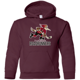 Tucson Roadrunners Primary Logo Youth Pullover Hoodie