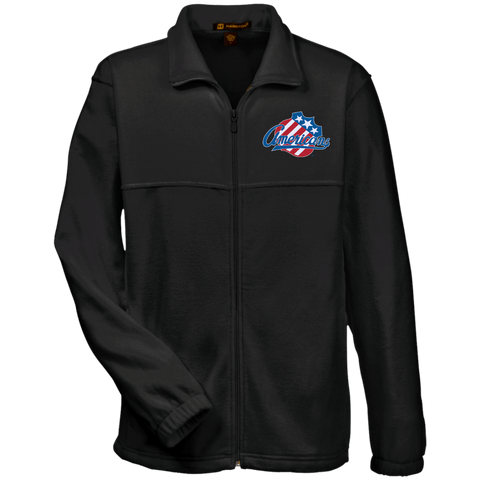 Rochester Americans Embroidered Fleece Full-Zip