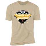 Wilkes-Barre/Scranton Penguins Adult Calder Cup Playoffs Next Level Premium Short Sleeve T-Shirt
