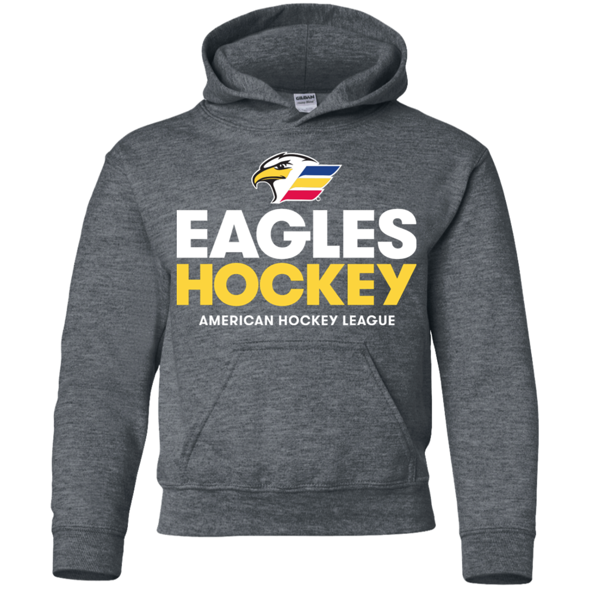 Colorado Eagles Hockey Youth Pullover Hoodie – ahlstore.com 2ce149c2a