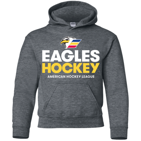 Colorado Eagles Hockey Youth Pullover Hoodie