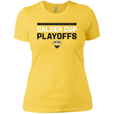 Wilkes-Barre/Scranton Penguins 2018 Postseason Next Level Ladies' T-Shirt