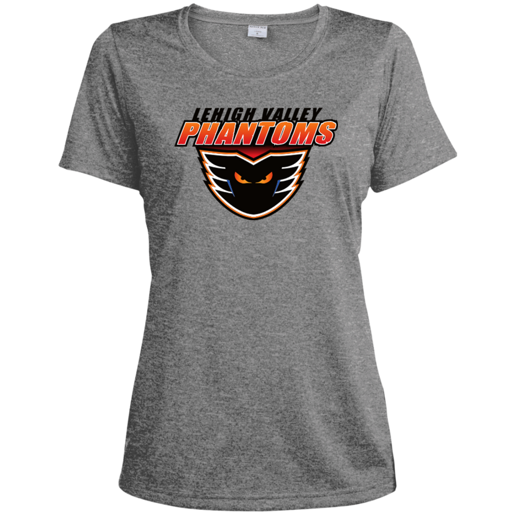 Lehigh Valley Phantoms Ladies Heather Dri-Fit Moisture-Wicking T-Shirt
