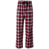 Cleveland Monsters Youth Embroidered Flannel Pants