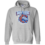 Bridgeport Sound Tigers Primary Logo Adult Pullover Hoodie
