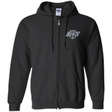 Ontario Reign Adult Embroidered Zip Up Hoodie