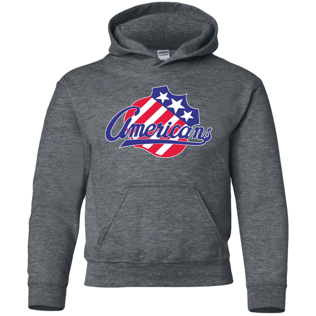 Rochester Americans Youth Pullover Hoodie