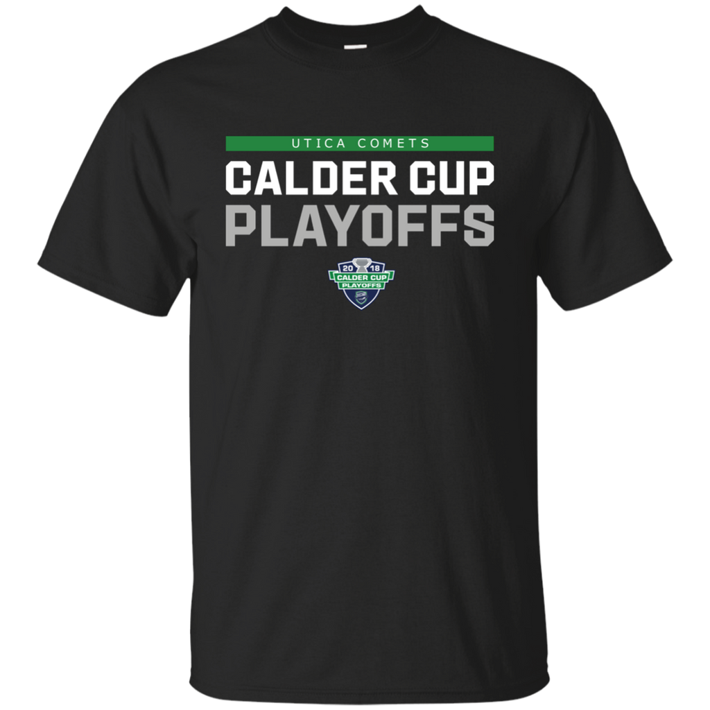 Utica Comets Youth 2018 Postseason Cotton T-Shirt