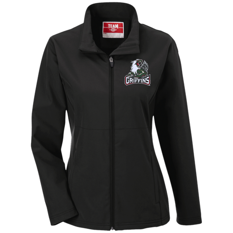 Grand Rapids Griffins Team 365 Ladies Soft Shell Jacket
