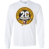 Wilkes-Barre/Scranton Penguins 20th Anniversary Adult Long Sleeve T-Shirt