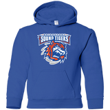 Bridgeport Sound Tigers Youth Pullover Hoodie