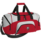 Binghamton Devils Small Colorblock Sport Duffel Bag