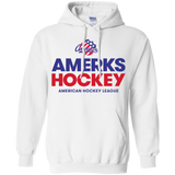 Rochester Americans Hockey Adult Pullover Hoodie