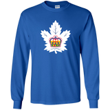 Toronto Marlies Youth Long Sleeve Shirt