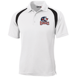 Bakersfield Condors Moisture Wicking Tag Free Polo
