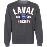 Laval Rocket Adult Established Crewneck Sweatshirt