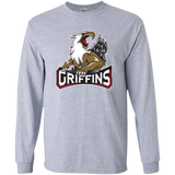 Grand Rapids Griffins Youth Long Sleeve Shirt