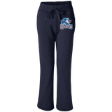 Bakersfield Condors Women's Open Bottom Sweatpants with Pockets